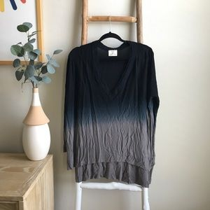 Urban Outfitters Pins and Needles Ombré Sweater